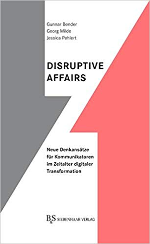 Buchcover Disruptive Affairs