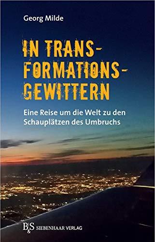 """Buchcover """"In Transformationsgewittern"""" Transformation, Globalisierung, Veränderung"""
