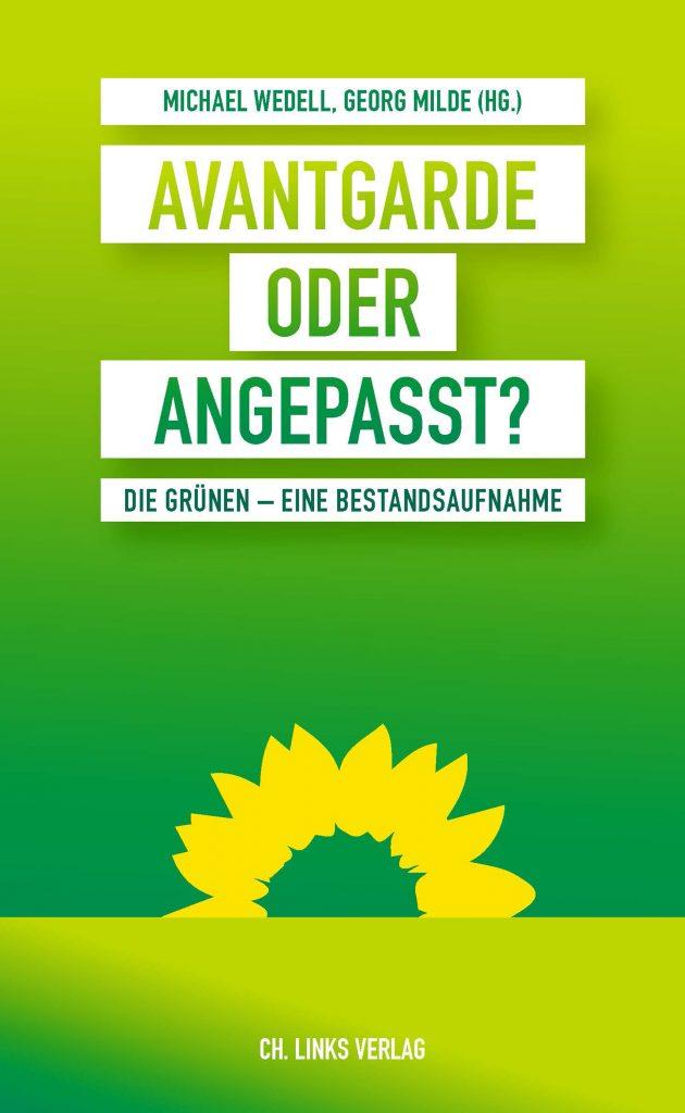 """Cover des Buchs """"Avantgarde oder angepasst?"""""""